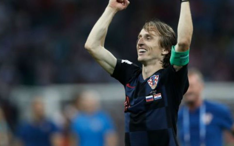 Modric still working towards peak fitness after draining season
