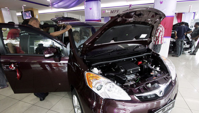 Prices of some Perodua models slightly lower after SST
