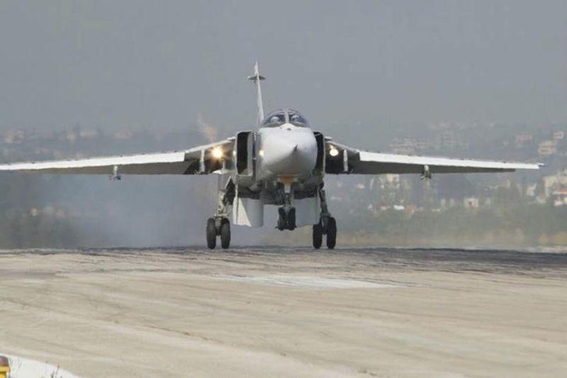 Fears Israel or France has shot-down Russian spy plane during raid on Syria