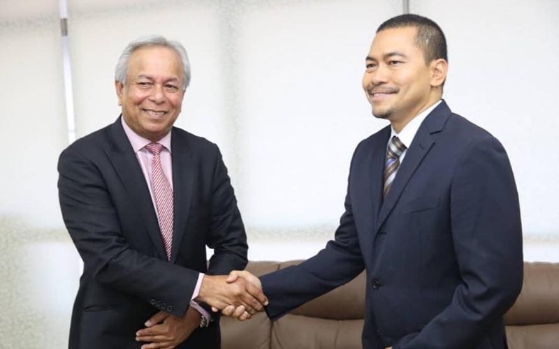Mohd Nazrul Izam Dilantik CEO Baru Felcra Bhd