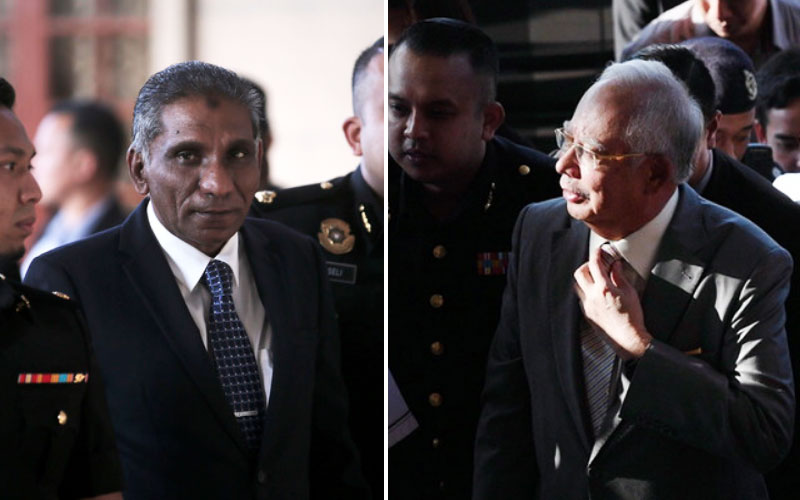Najib, Irwan, Hasanah to be charged with six counts of CBT