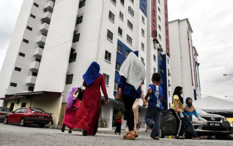 Dbkl Penghuni Rumah Transit Ditawar Rumah Kos Rendah Diarah Serah Kunci Free Malaysia Today