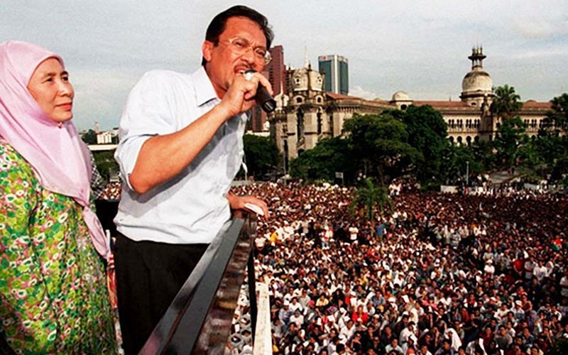 Image result for reformasi 1998