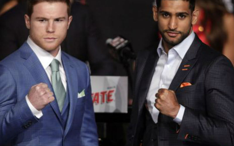 Alvarez to face Fielding in super middleweight bout