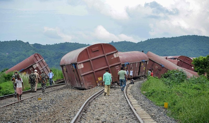 Australia's Pacific National says coal train derailed, no injuries