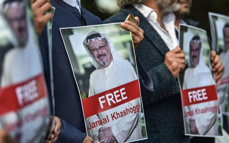 Saudi Arabia says journalist Khashoggi died after fight in consulate