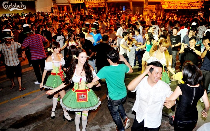 The Oktoberfest Celebration Is Allowed To Be Held In Kuala Lumpur But Certain Guidelines Must Be Observed Pic Beerbeer Org