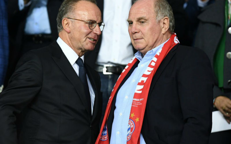 Bayern threaten Germany boycott in Neuer row