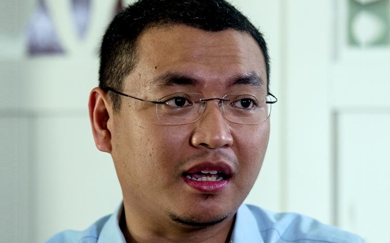 Saya Tak Ada Pilihan, Kena Jawablah, Kata Saiful Bukhari  Free Malaysia Today-8877