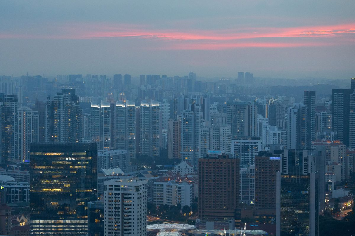 Singapore Q3 GDP growth well below forecast, trade frictions