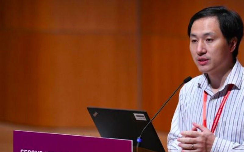 A second CRISPR pregnancy is already under way, claims rogue Chinese scientist