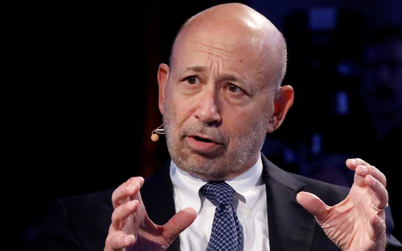 Ex-Goldman Sachs CEO met with key 1MDB figure