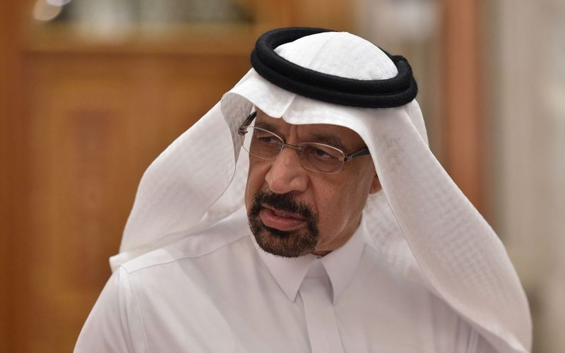 Oil shock: Saudi minister wants supply cut of 1m bpd