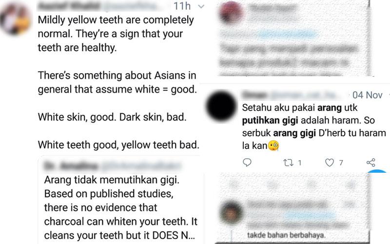 Ubat Gigi Arang Untuk Putihkan Gigi Ini Jawapan Dr Amalina Free