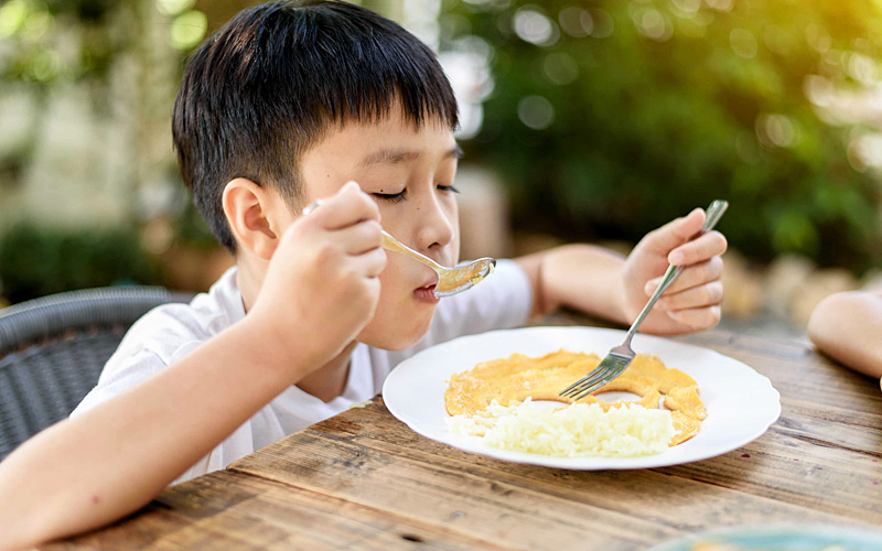 creating good eating habits for your baby free malaysia today