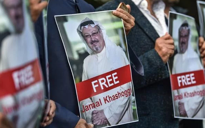 Saudi attorney general seeks death penalty for 5 suspects in Khashoggi murder