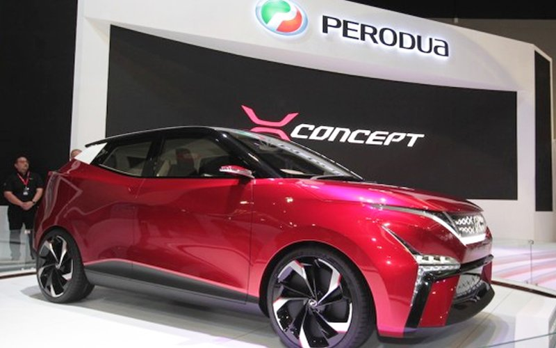 Perodua Shows X Concept Myvi Gt And Suv At Klims 2018