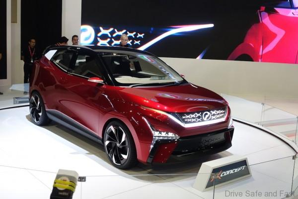 Perodua Shows X Concept Myvi Gt And Suv At Klims 2018 Free