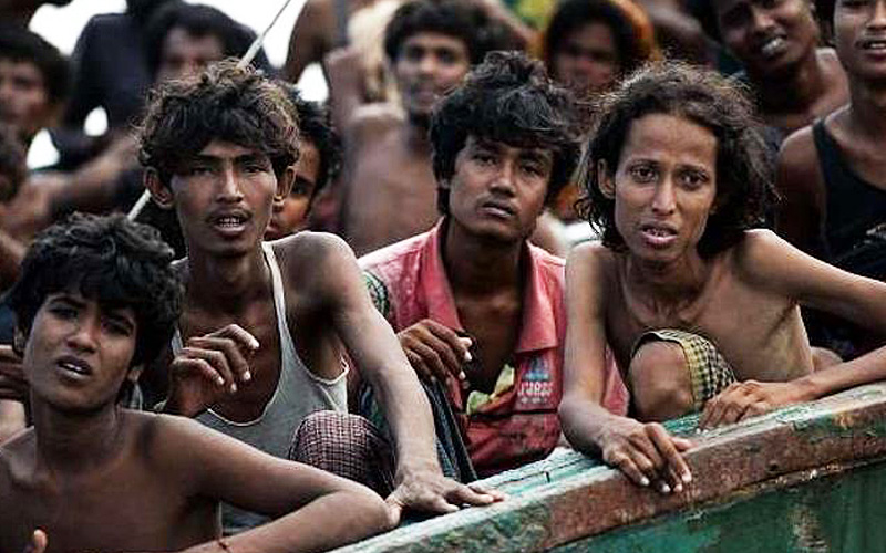 Myanmar govt. ready to return refugees