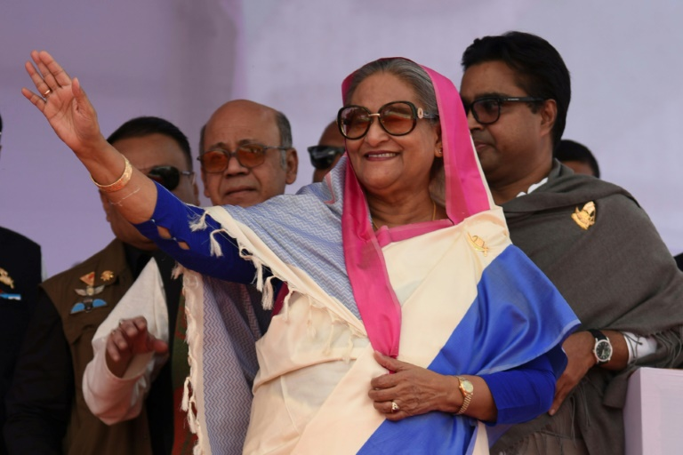 Bangladesh goes to the polls under tight security