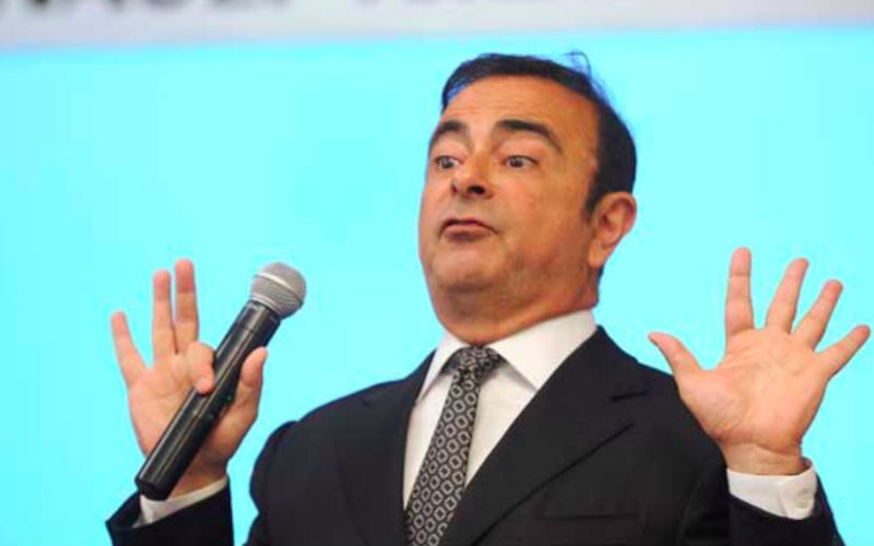 Renault probes Carlos Ghosn's lavish Versailles wedding for misused funds