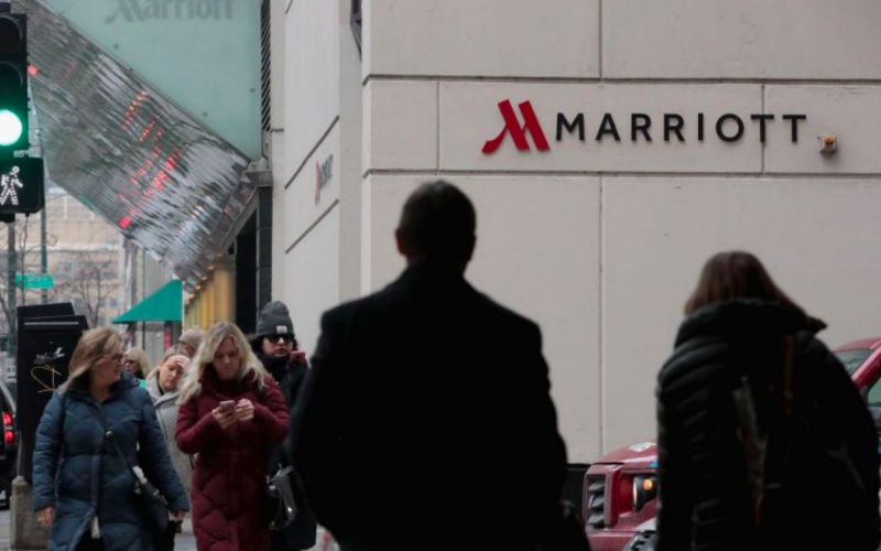 Marriott hack blamed on China