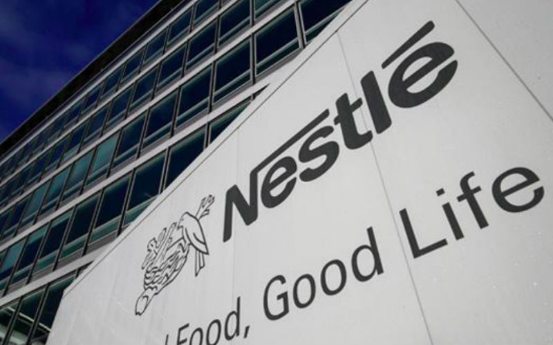 Nestle invests €1.9 billion to move to recycled plastic