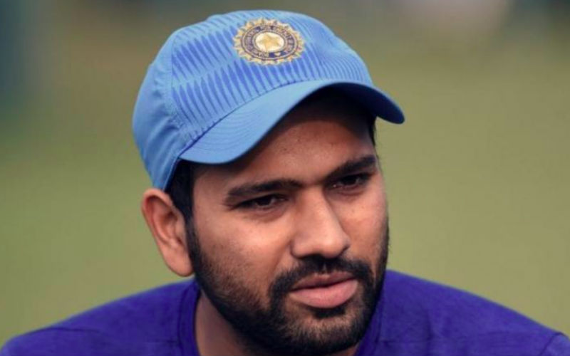 Rohit Sharma and wife Ritika Sajdeh blessed with a baby girl