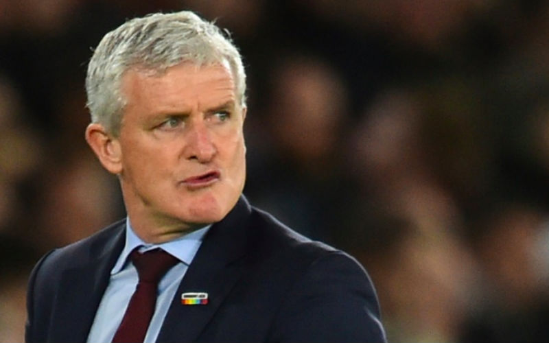 Mark Hughes has been sacked by Southampton