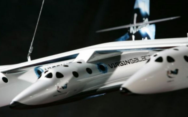 Virgin Galactic headed into space for the first time
