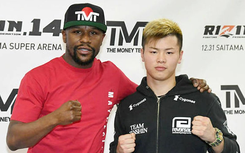 Rules announced for Floyd Mayweather vs. Tenshin Nasukawa