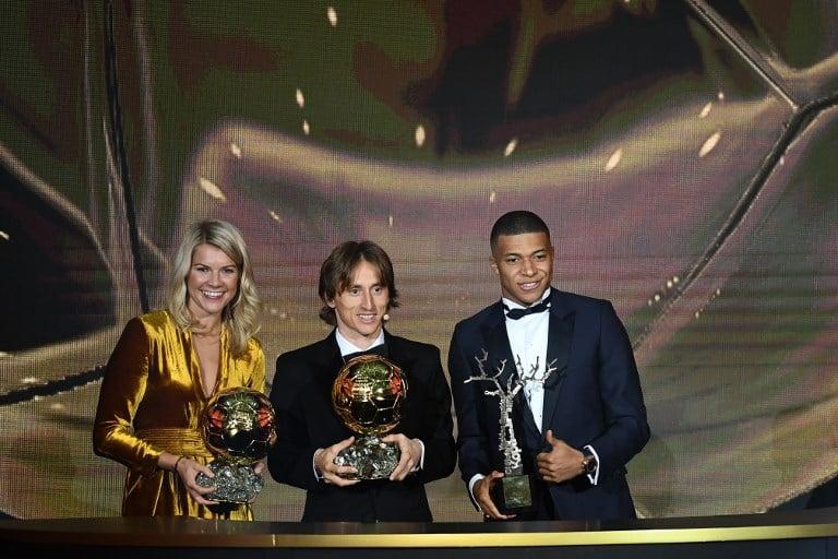 Image result for Luka Modric wins Ballon d'or 2018, ends Messi-Ronaldo dominance