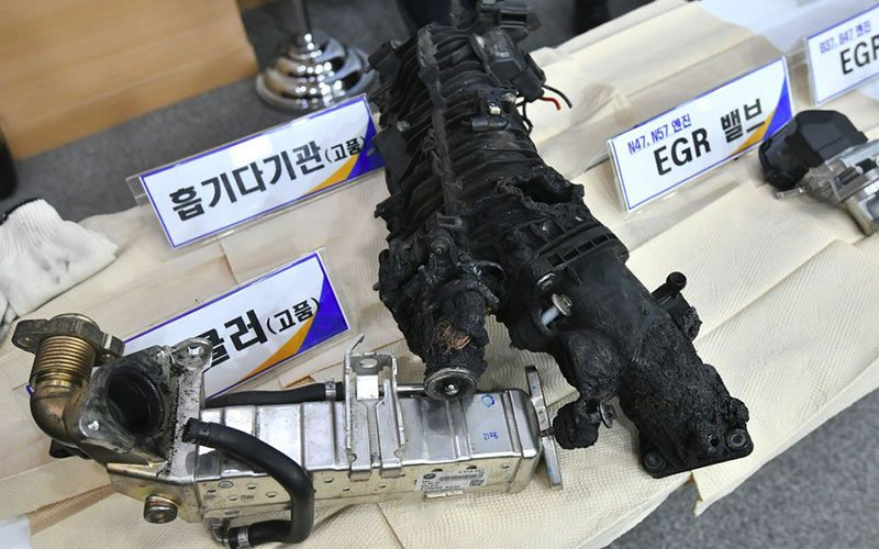 BMW faces criminal investigation in Korea over engine fires