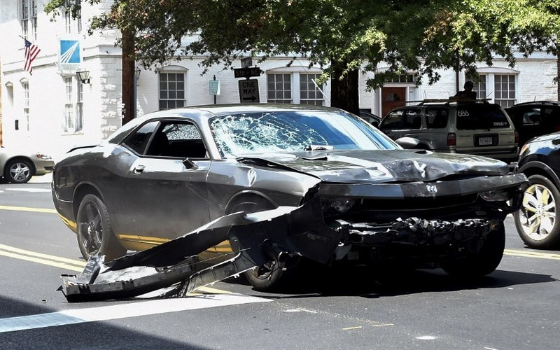 Charlottesville vehicle  rammer found guilty of first-degree murder
