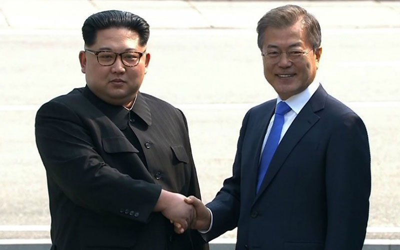 North Korea's Kim sent message to Trump on atomic talks: Chosun Ilbo