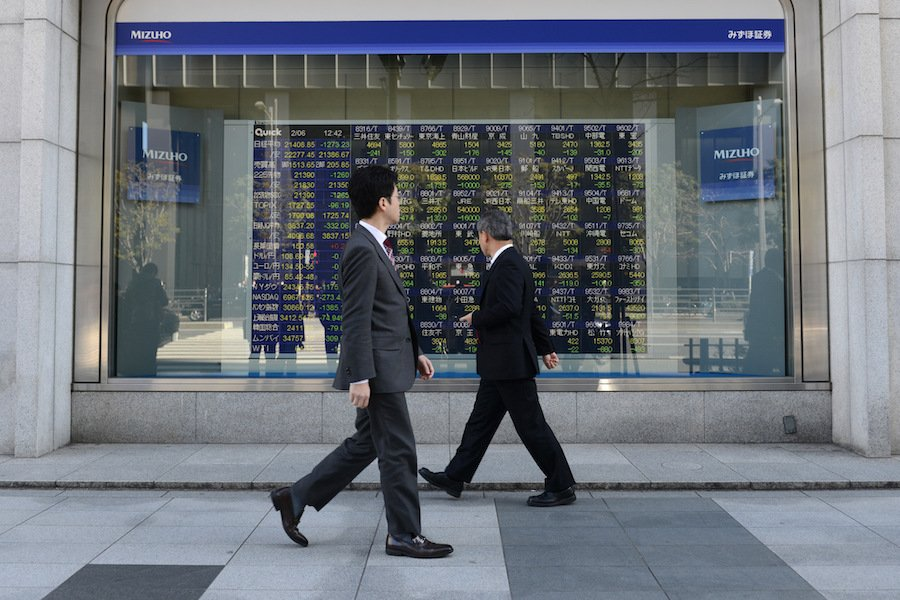Japan's Nikkei Slips To Bear Market