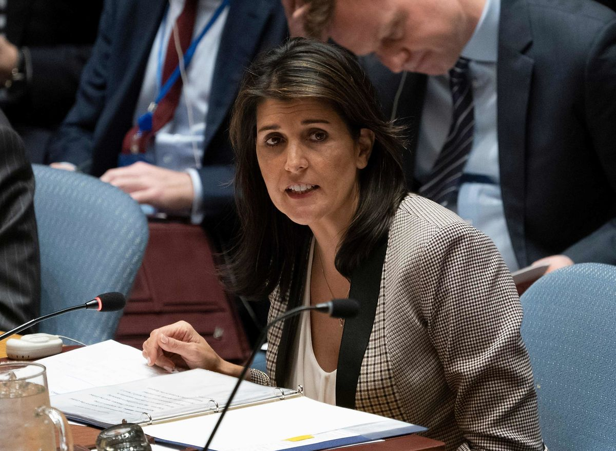 UN to vote on Haley's last stand: condemning Hamas | Free ...