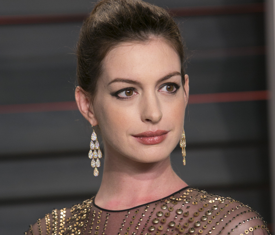 Anne Hathaway To Star In Robert Zemeckis' 'The Witches