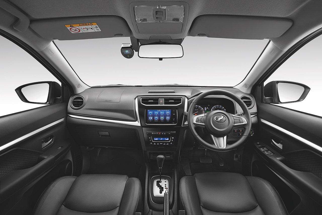 Malaysia's best-value SUV, Perodua Aruz has arrived  Free