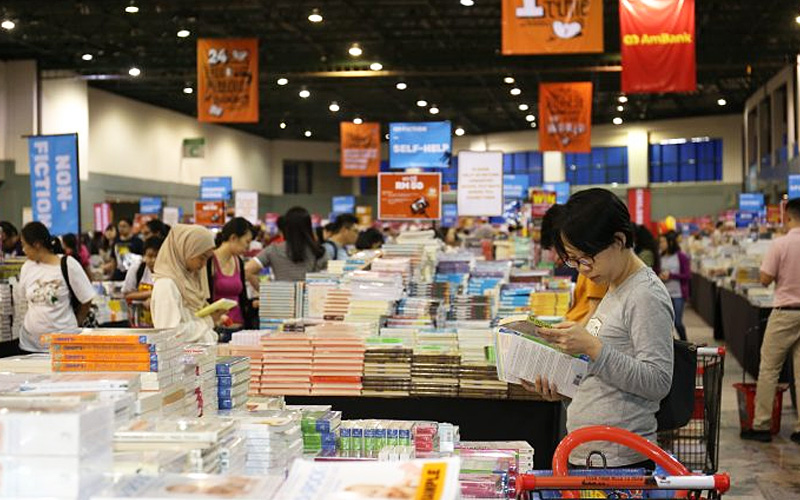 5 Things You Didn T Know About The Big Bad Wolf Book Sale Free Malaysia Today