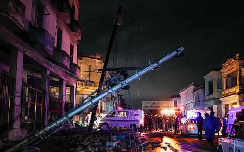 Tornado in Havanna | Quelle: reemalaysiatoday.com | Bilder sind in der Regel urheberrechtlich geschützt