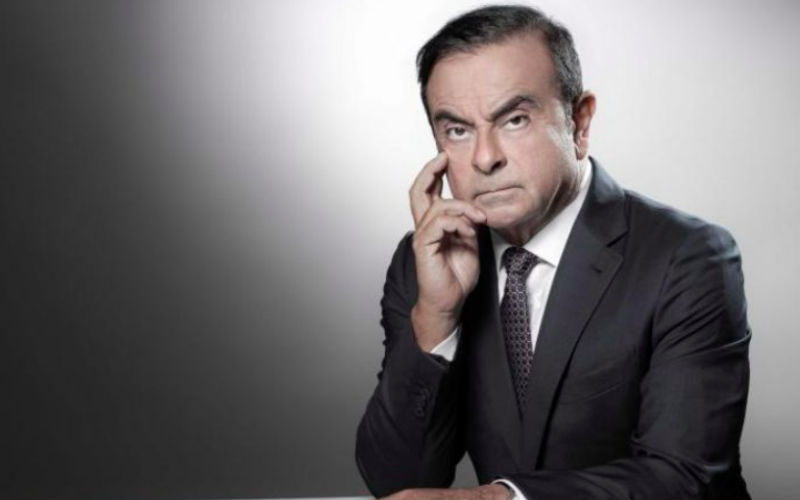 Ghosn says arrest was result of 'plot and treason'