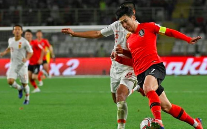Asian Cup: South Korea beat China to win group