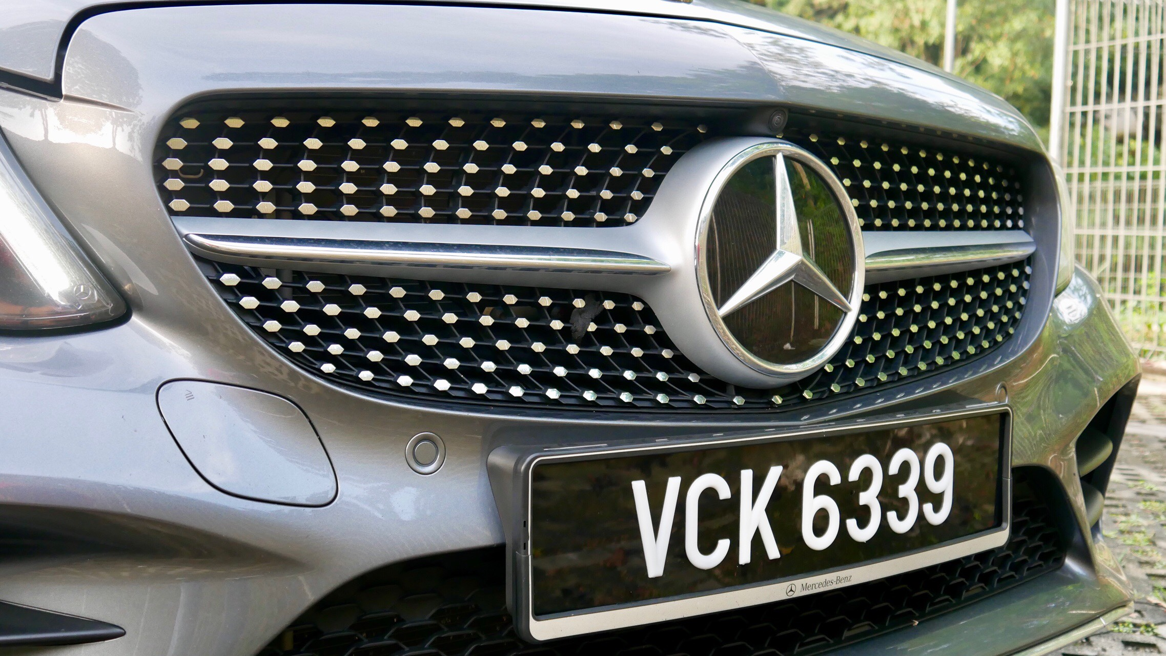 When the hybrids go away, this C300 comes to play   Free