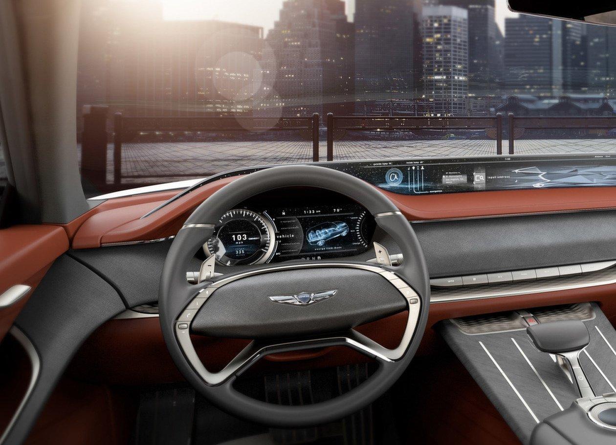 Hyundai S Genesis Confirms Arrival Of Suv Free Malaysia Today
