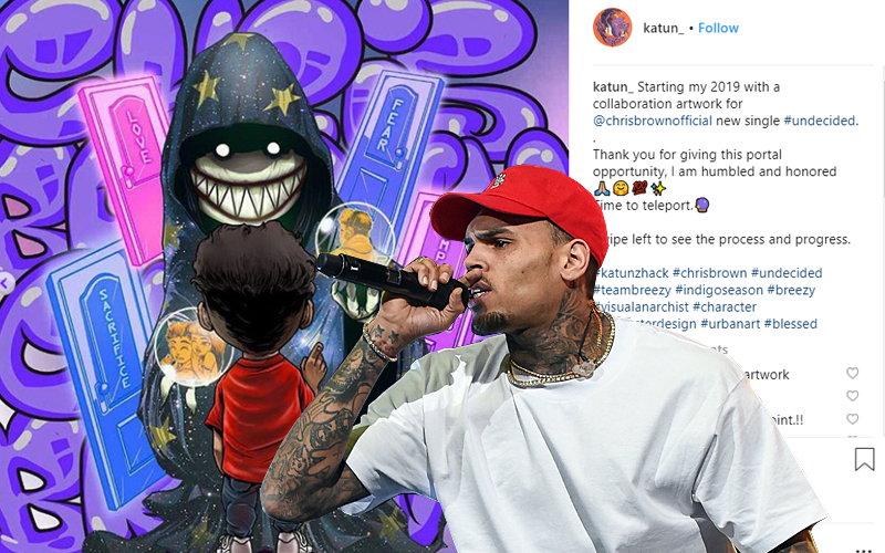 Chris brown new single 2019