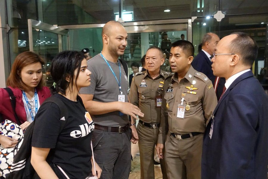 Saudi Arabia denies requesting extradition of woman in Thailand: embassy