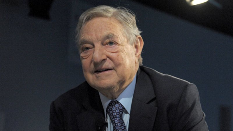 George Soros among billionaires in message seeking new wealth tax