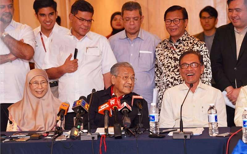 Not easy managing PH, says Anwar