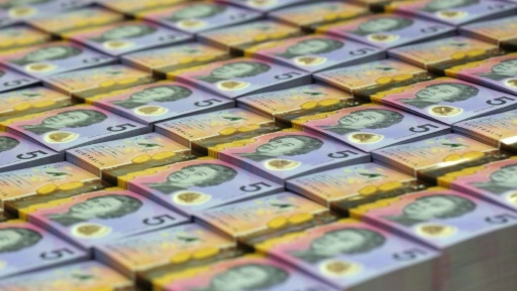 Twitchy investors: Aussie dollar tanks to 10-year low against USD